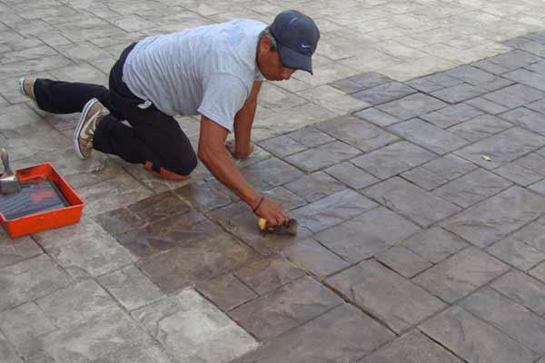 Stone Patio Cleaning By Alex And Tile Services